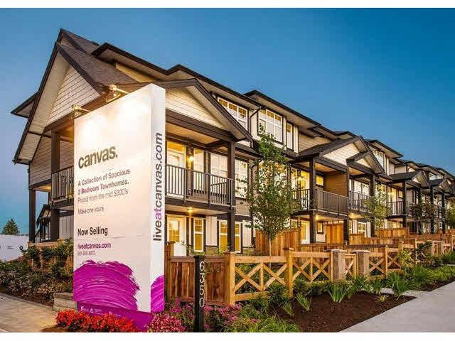 Photo 1: Photos: 28 6450 142nd Street in Surrey: Sullivan Station Townhouse for sale : MLS®# F1437489