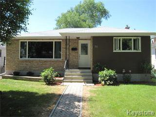 Main Photo: 791 Renfrew Street in Winnipeg: River Heights / Tuxedo / Linden Woods Single Family Detached for sale (South Winnipeg)  : MLS®# 1113928