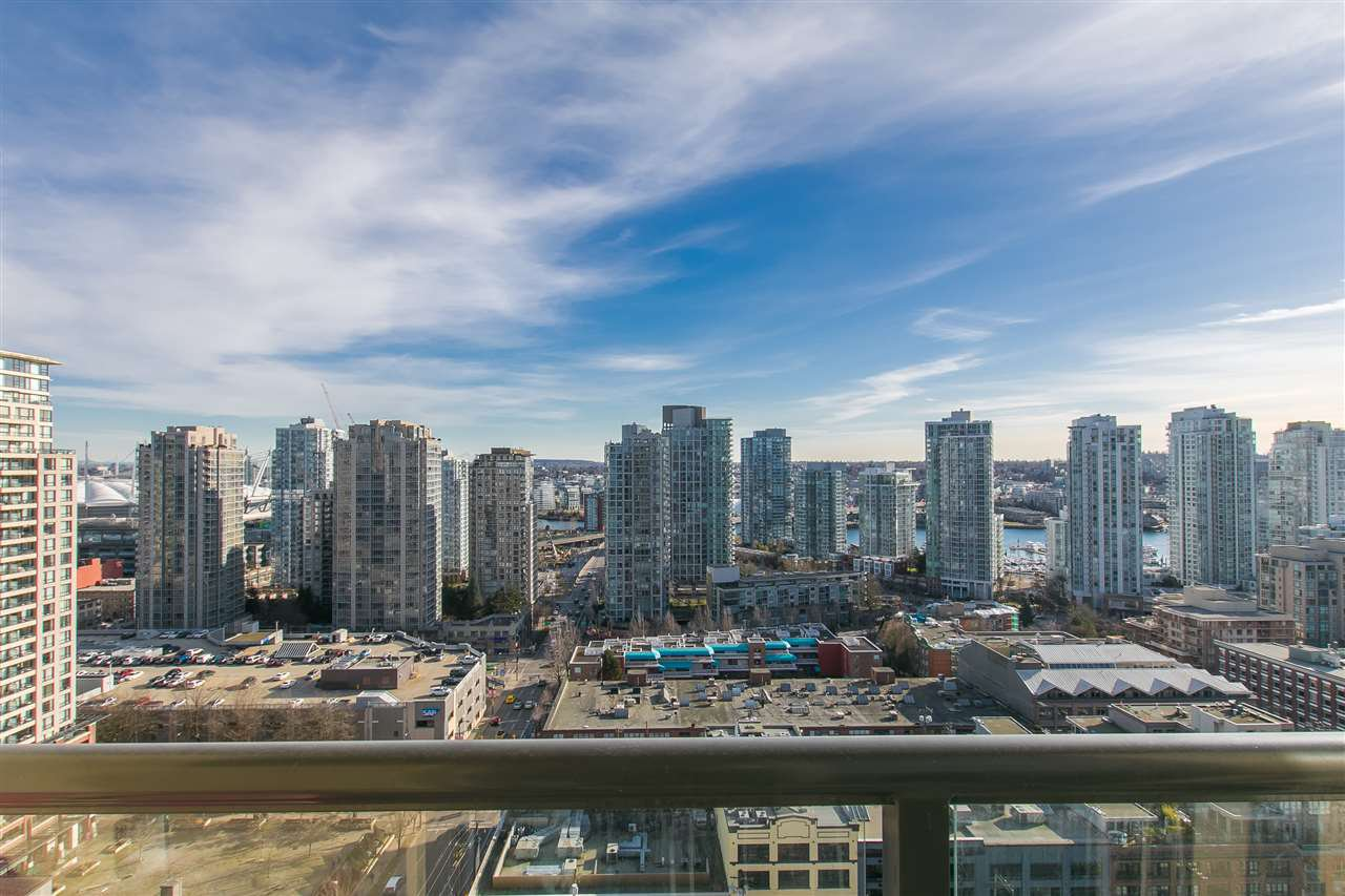Main Photo: 2205 1001 HOMER STREET in Vancouver: Yaletown Condo for sale (Vancouver West)  : MLS®# R2136760