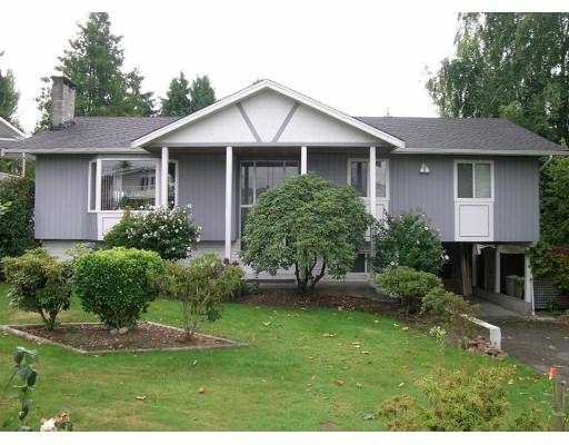 Main Photo: 608 ADLER AV in Coquitlam: Coquitlam West House for sale : MLS®# V555790