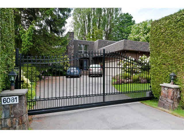 Main Photo: 6061 OLYMPIC Street in Vancouver: Southlands House for sale (Vancouver West)