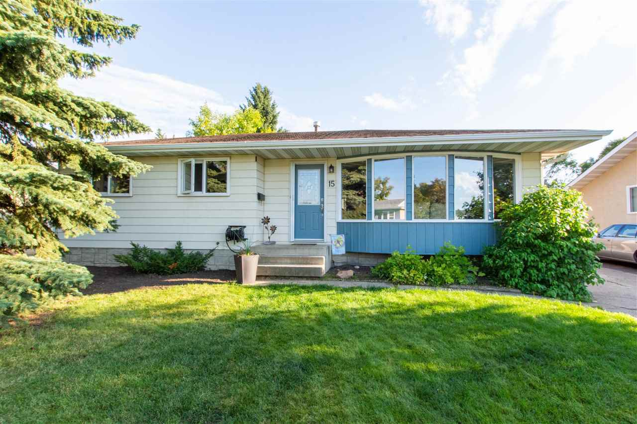 Main Photo: 15 GALLOWAY Drive: Sherwood Park House for sale : MLS®# E4172759