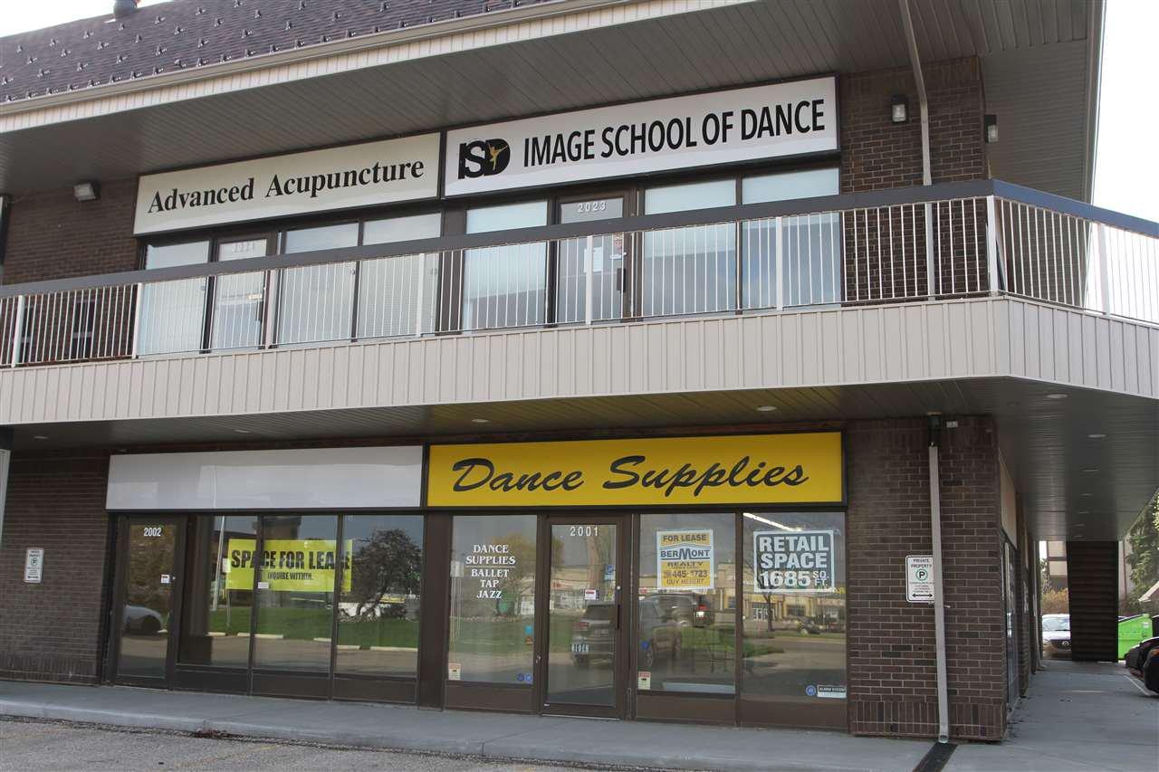 Main Photo: 2001 Tudor Glen Place: St. Albert Retail for lease : MLS®# E4196008