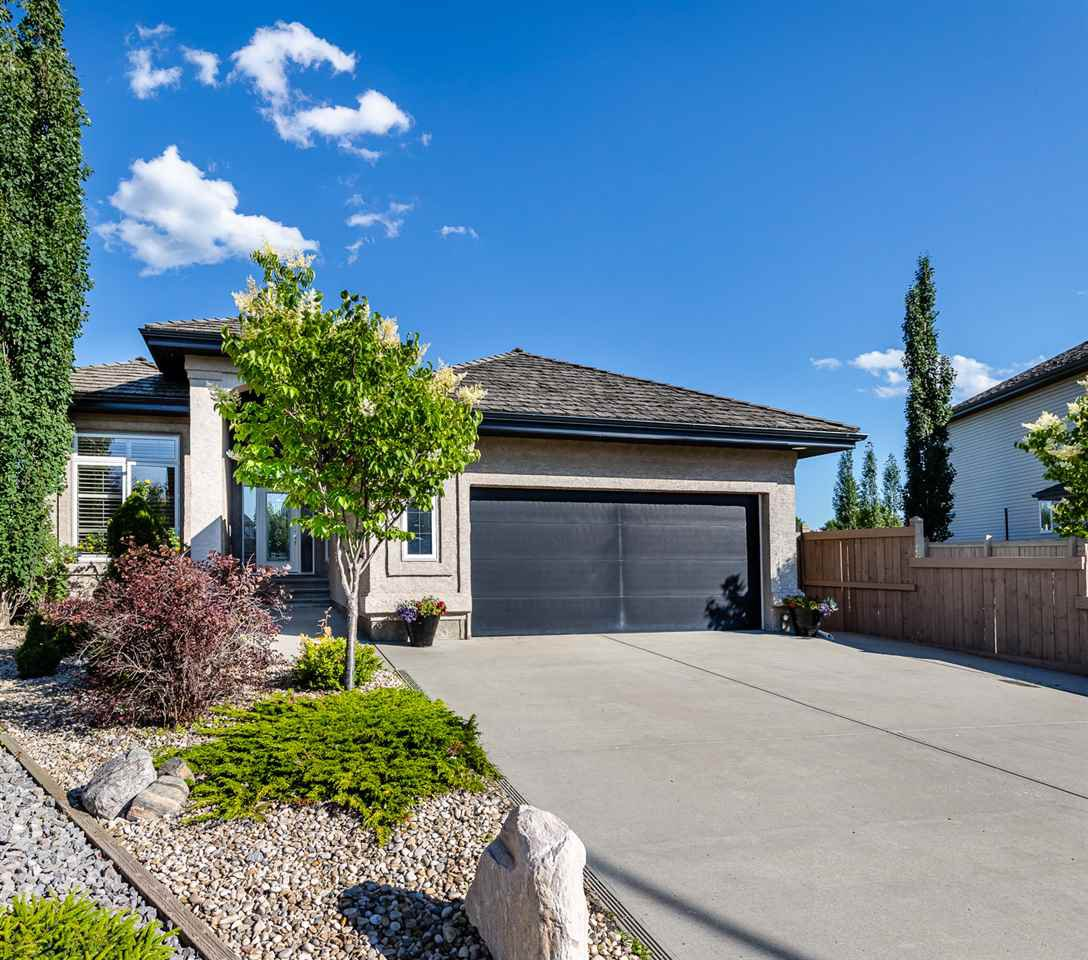 Main Photo: 105 Nottingham Point NW: Sherwood Park House for sale : MLS®# E4206121