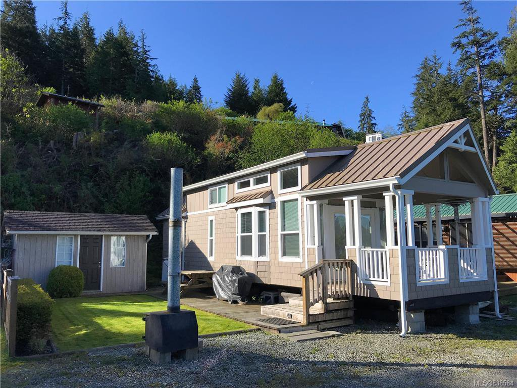 Main Photo: 15 E 6340 Cerantes Rd in Port Renfrew: Sk Port Renfrew Single Family Detached for sale (Sooke)  : MLS®# 838584