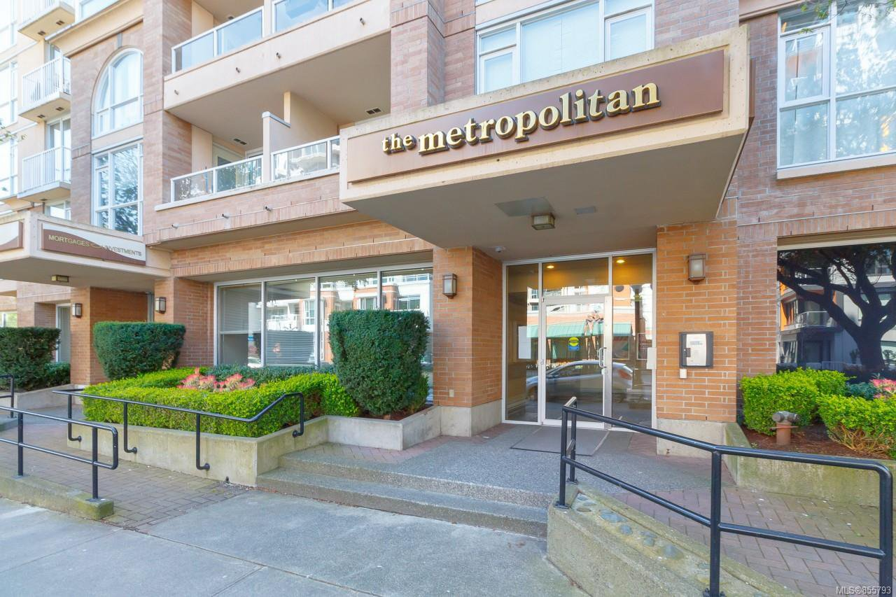 Main Photo: 1003 835 View St in : Vi Downtown Condo for sale (Victoria)  : MLS®# 855793