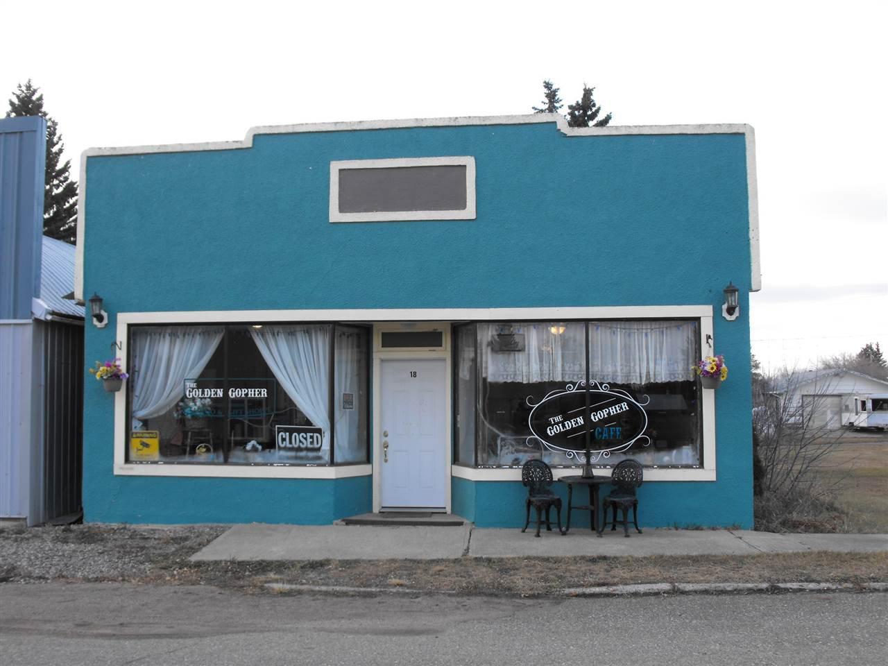 Main Photo: 18 Centre Street: Derwent Retail for sale : MLS®# E4221045