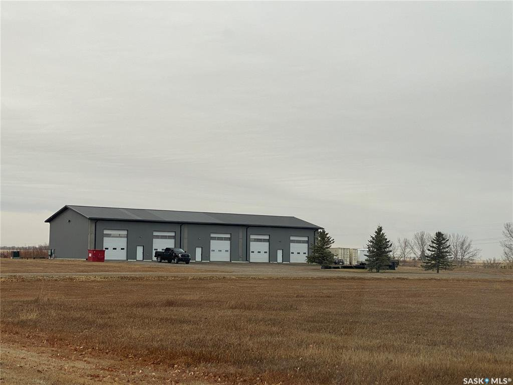Main Photo: Autumn Ridge Warehouse and Land in Lumsden: Commercial for sale (Lumsden Rm No. 189)  : MLS®# SK833804