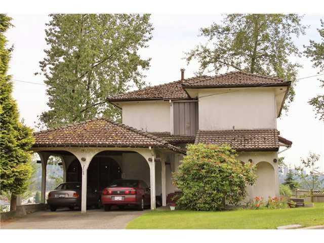 Main Photo: 2160 CAPE HORN Avenue in Coquitlam: Cape Horn House for sale : MLS®# V984595