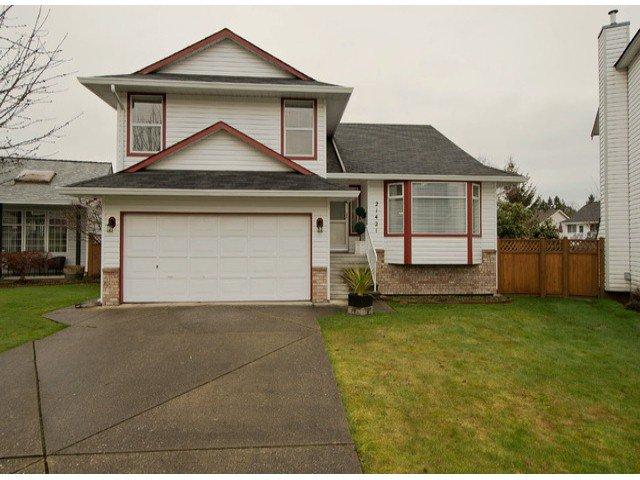 Main Photo: 21421 88B Avenue in Langley: Walnut Grove House for sale : MLS®# F1303840