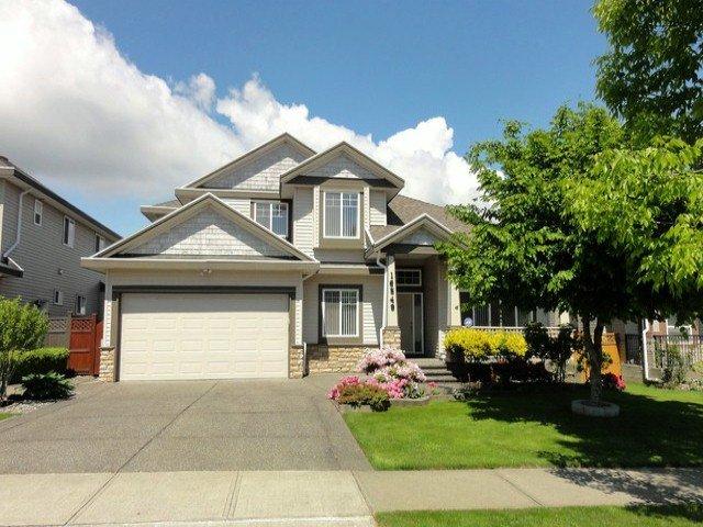 Main Photo: 16549 63RD AV in Surrey: Cloverdale BC House for sale (Cloverdale)  : MLS®# F1314442