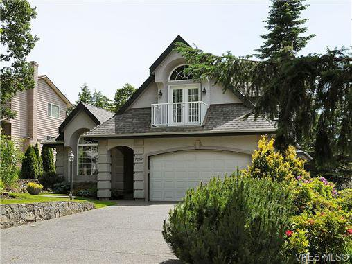 Main Photo: 7239 Kimpata Way in BRENTWOOD BAY: CS Brentwood Bay Single Family Detached for sale (Central Saanich)  : MLS®# 644689