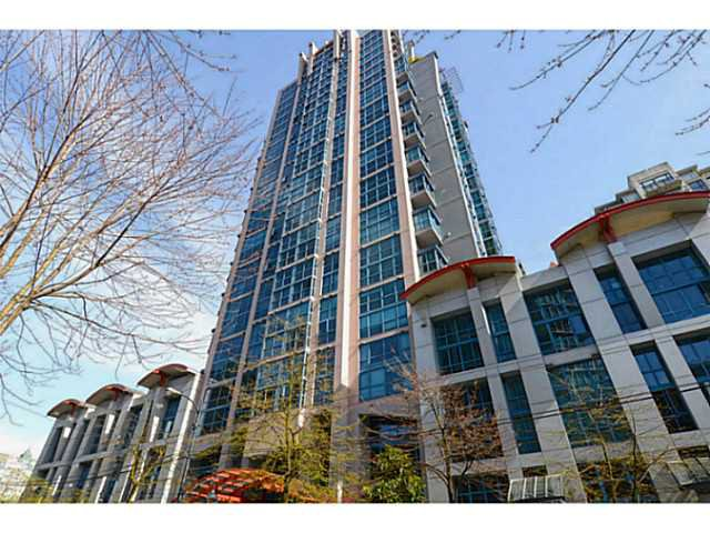 Main Photo: # 802 1238 SEYMOUR ST in Vancouver: Downtown VW Condo for sale (Vancouver West)  : MLS®# V1058300