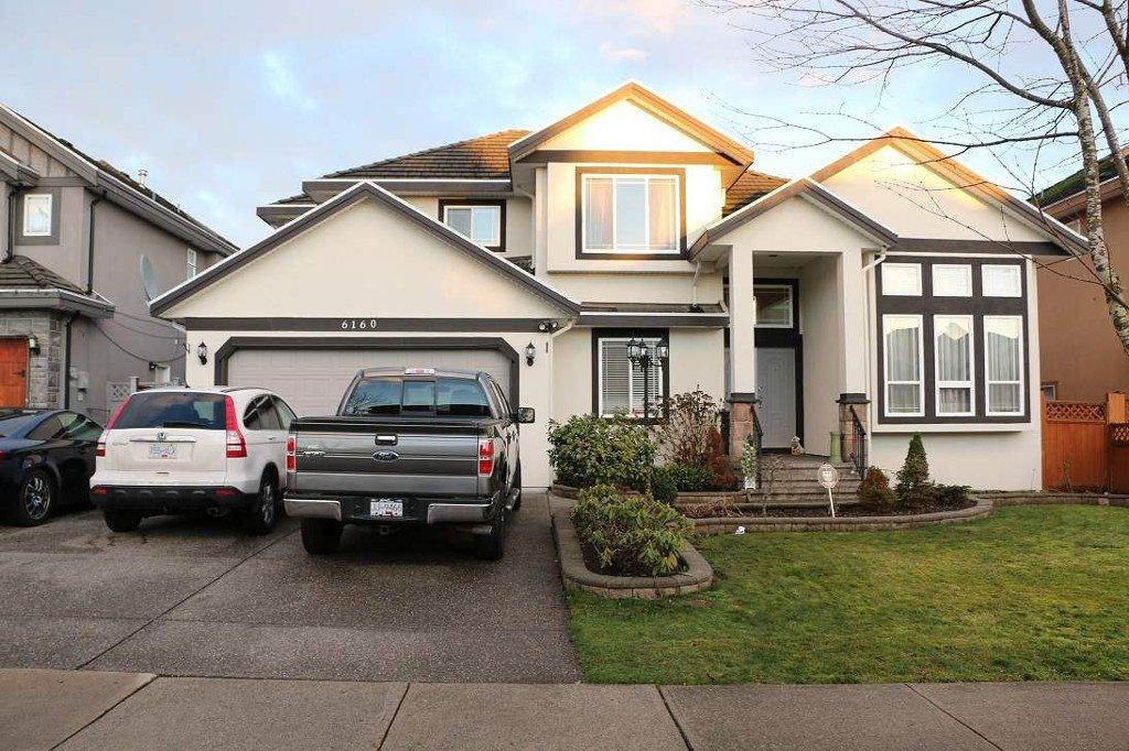 Main Photo: 6160 127 ST in Surrey: Panorama Ridge House for sale : MLS®# R2036338