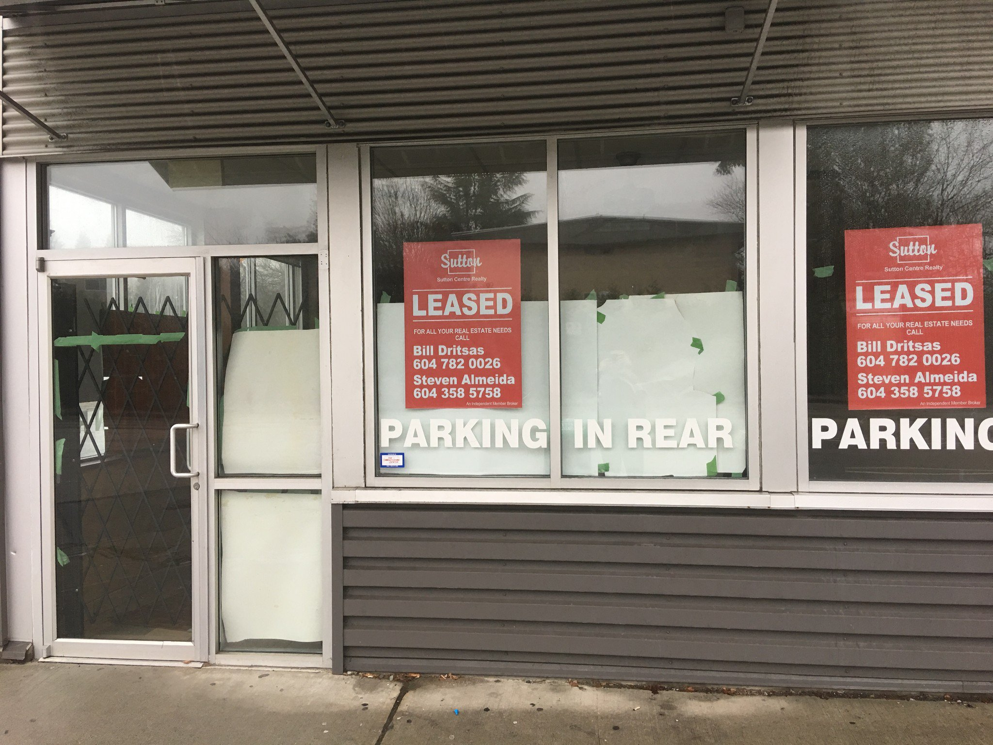 Main Photo: 5931 Hastings in Burnaby: Capitol Hill BN Retail for lease (Burnaby North)