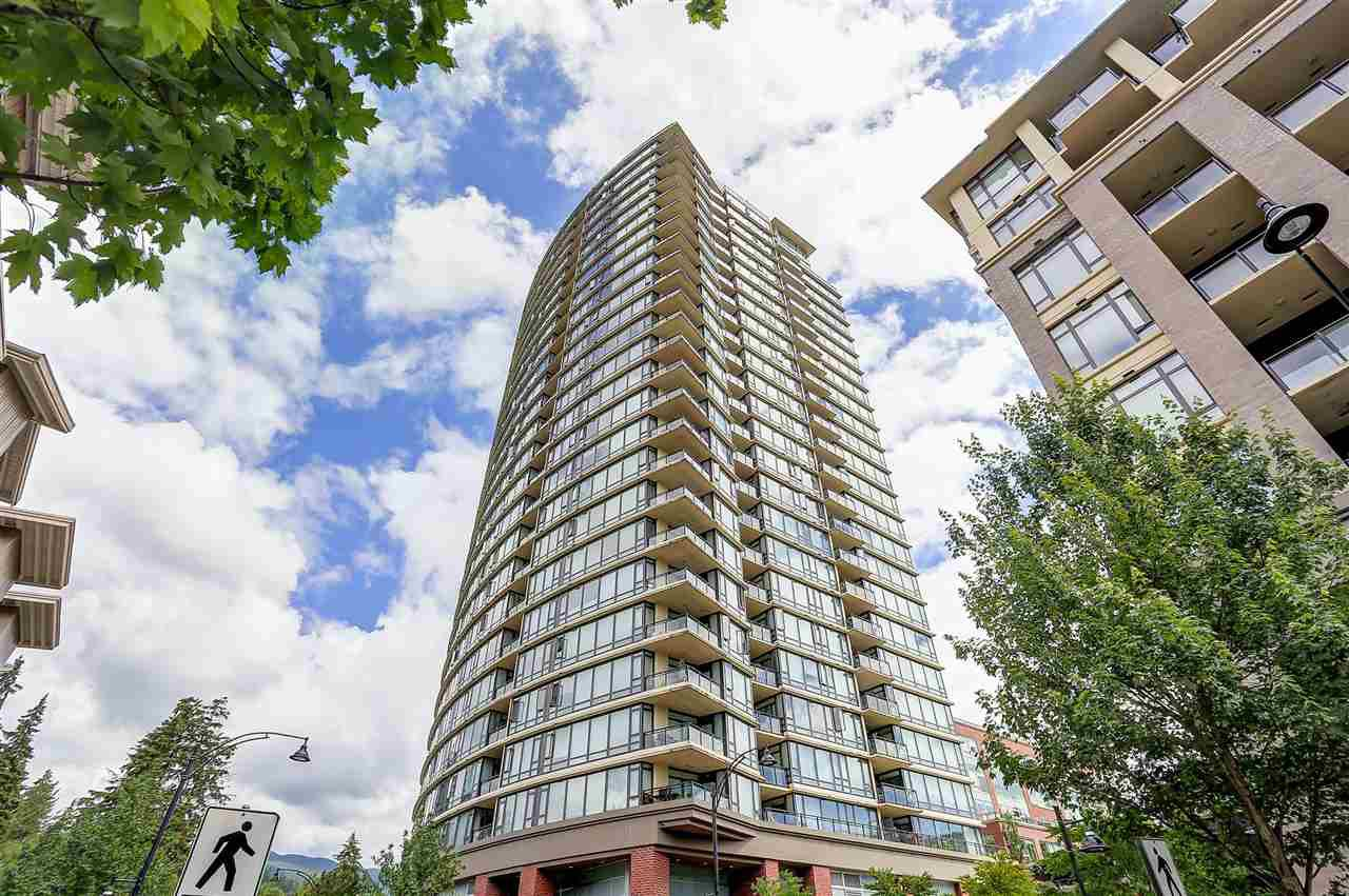 Main Photo: 2209 110 BREW STREET in Port Moody: Port Moody Centre Condo for sale : MLS®# R2228245