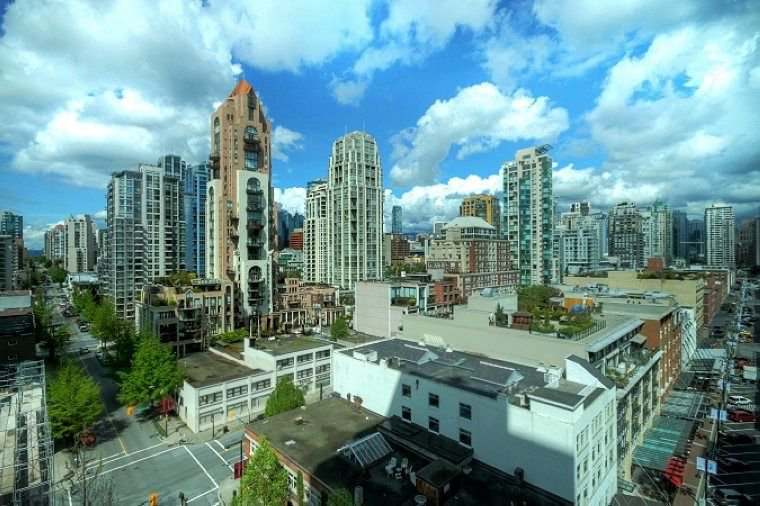 Main Photo: 1506 388 DRAKE STREET in Vancouver: Yaletown Condo for sale (Vancouver West)  : MLS®# R2281165
