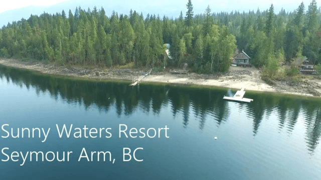 Main Photo: 868 Bradley Road in Seymour Arm: SUNNY WATERS Industrial for sale : MLS®# 10190989