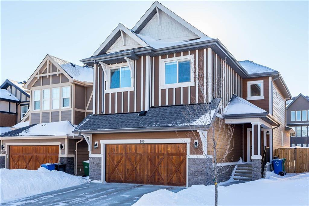 Main Photo: 169 CRANARCH CM SE in Calgary: Cranston House for sale : MLS®# C4226872