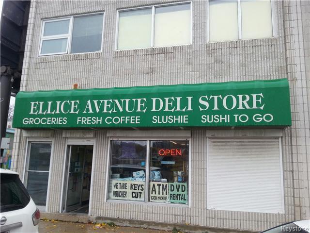 Main Photo: 521 Ellice: COM for sale (5A)  : MLS®# 1527783