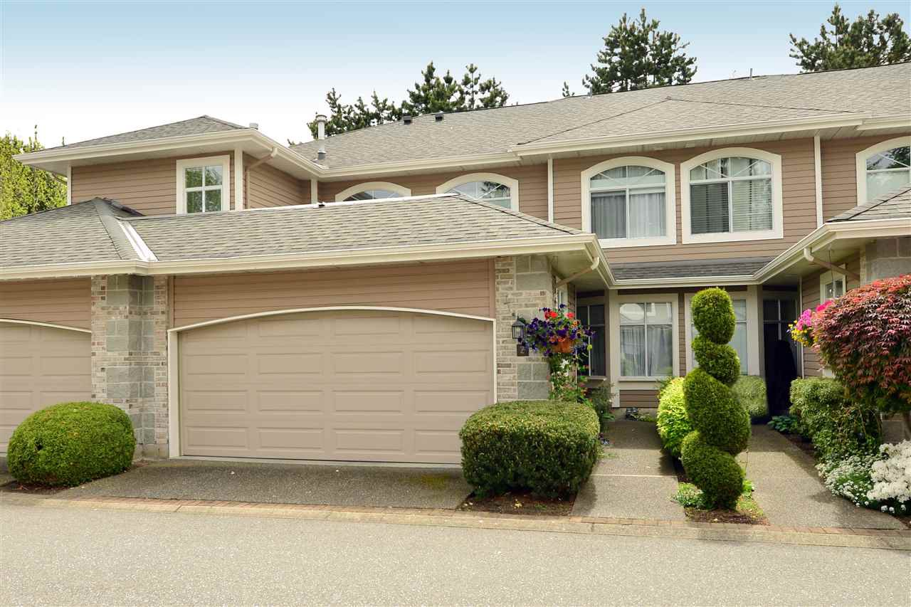 "Main Photo: 2 15273 24 Avenue in Surrey: King George Corridor Townhouse for sale in ""THE PENINSULA"" (South Surrey White Rock)  : MLS®# R2406893"