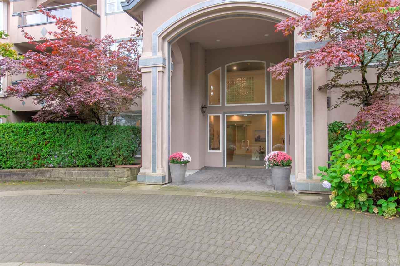 "Main Photo: 310 3280 PLATEAU Boulevard in Coquitlam: Westwood Plateau Condo for sale in ""CAMELBACK"" : MLS®# R2411546"