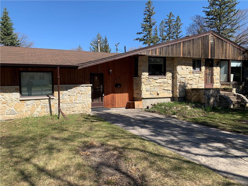Main Photo: 615 Townsend Avenue in Winnipeg: Fort Richmond Residential for sale (1K)  : MLS®# 202009710