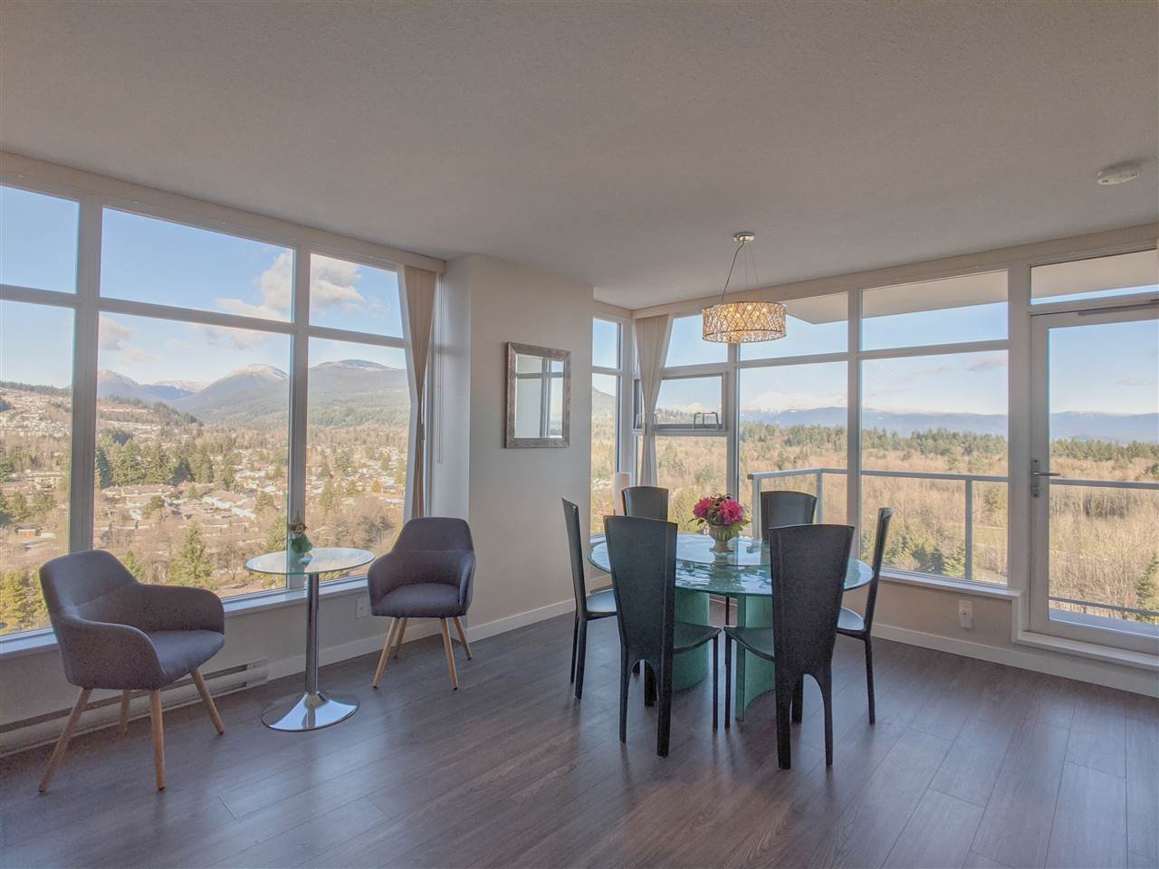 "Main Photo: 2107 3102 WINDSOR Gate in Coquitlam: New Horizons Condo for sale in ""CELADON"" : MLS®# R2458044"