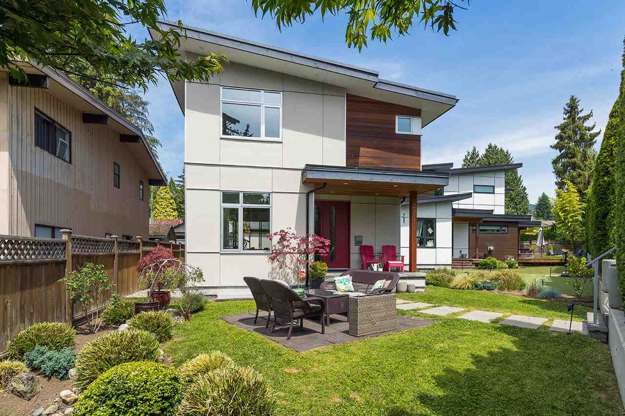 Main Photo: 2211 LARSON Crescent in North Vancouver: Central Lonsdale House for sale : MLS®# R2468206