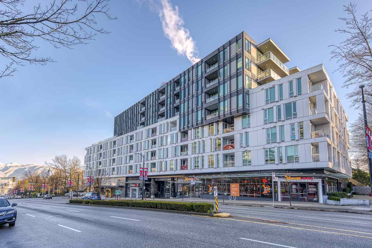 "Main Photo: 611 2888 CAMBIE Street in Vancouver: Mount Pleasant VW Condo for sale in ""The Spot"" (Vancouver West)  : MLS®# R2527797"