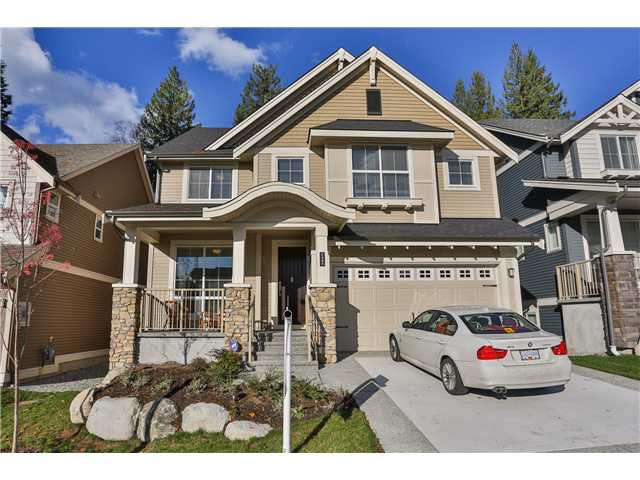 Main Photo: 3403 Derbyshire Avenue in Coquitlam: Burke Mountain House for sale : MLS®# V980093