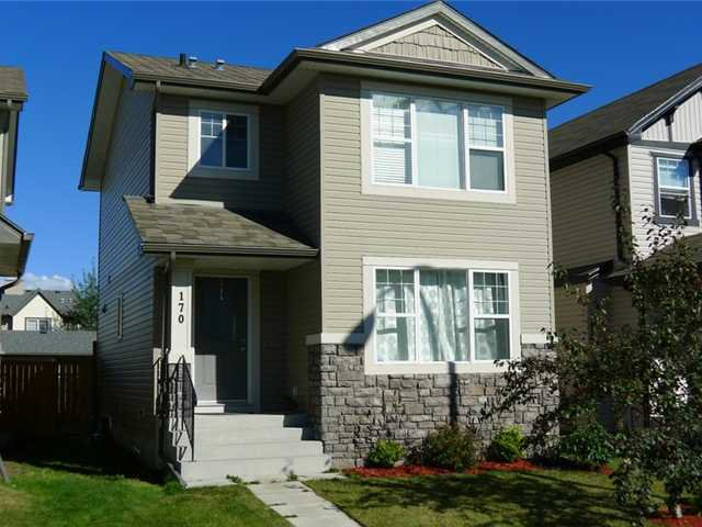 Main Photo: 170 EVERGLEN Rise SW in CALGARY: Evergreen Residential Detached Single Family for sale (Calgary)  : MLS®# C3583317