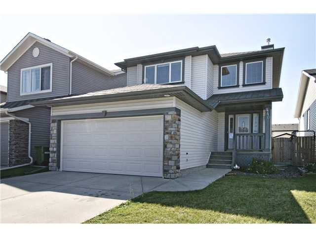 Main Photo: 440 STONEGATE Road NW: Airdrie Residential Detached Single Family for sale : MLS®# C3630680