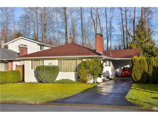 Main Photo: 424 CULZEAN PL in Port Moody: Glenayre House for sale : MLS®# V1101892