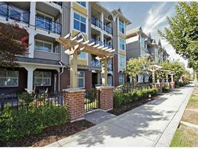 Main Photo: 301 17712 57A Avenue in Cloverdale: Condo for sale : MLS®# R2106444