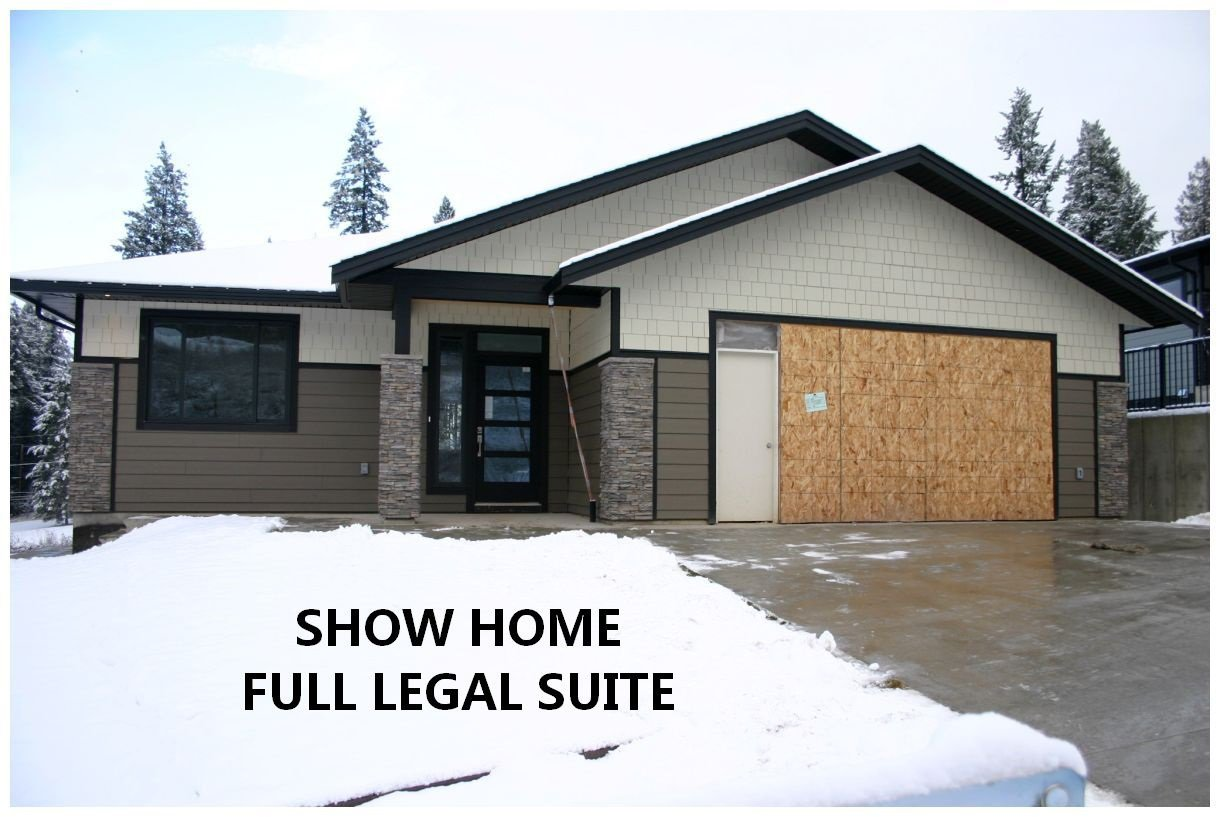 Main Photo: 60 Southeast 15 Avenue in Salmon Arm: FOOTHILL ESTATES House for sale (SE Salmon Arm)  : MLS®# 10189323