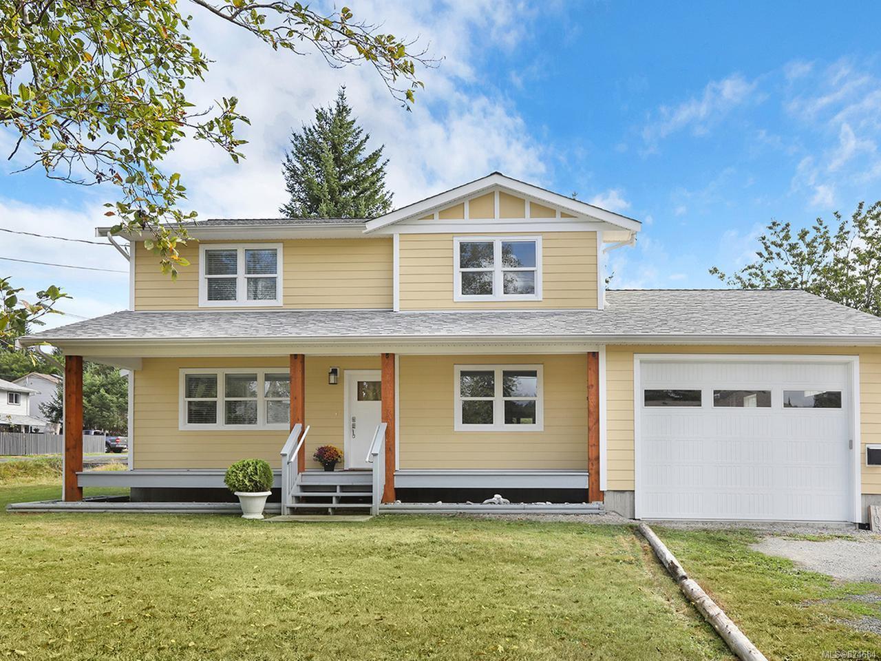 Main Photo: 103 S McPhedran Rd in CAMPBELL RIVER: CR Campbell River Central House for sale (Campbell River)  : MLS®# 824684