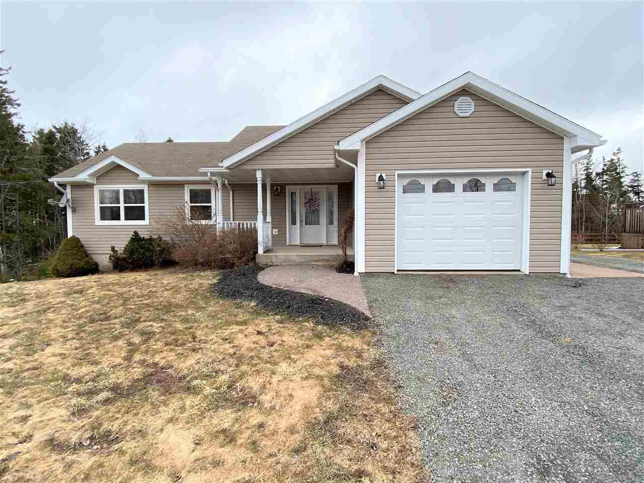 Main Photo: 2508 Spring Garden Road in Westville: 107-Trenton,Westville,Pictou Residential for sale (Northern Region)  : MLS®# 202005887