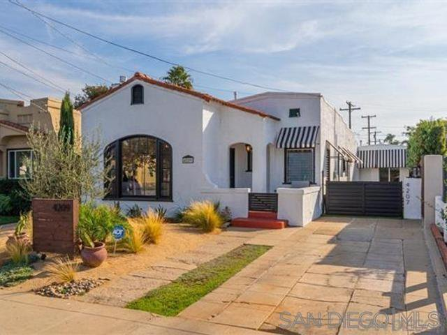 Main Photo: KENSINGTON House for rent : 4 bedrooms : 4209 Madison Ave in San Diego