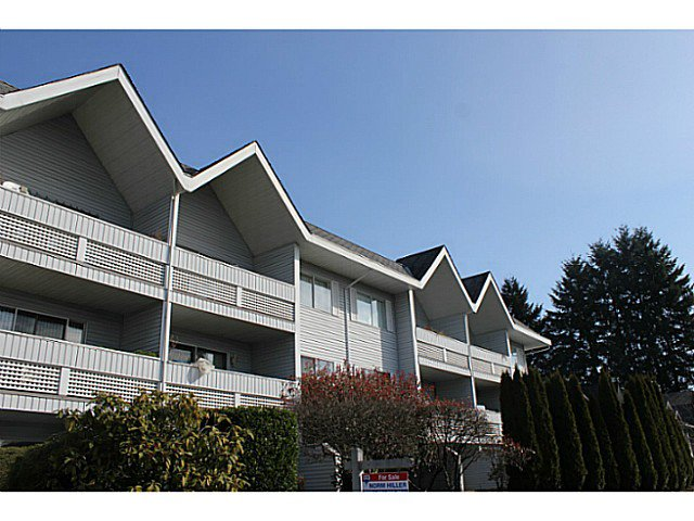 Main Photo: 103 2055 SUFFOLK Avenue in Port Coquitlam: Glenwood PQ Condo for sale : MLS®# V998156