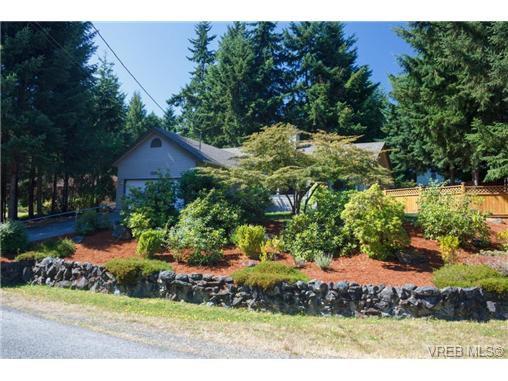 Main Photo: 2386 Terrace Road in SHAWNIGAN LAKE: ML Shawnigan Lake Single Family Detached for sale (Malahat & Area)  : MLS®# 340052