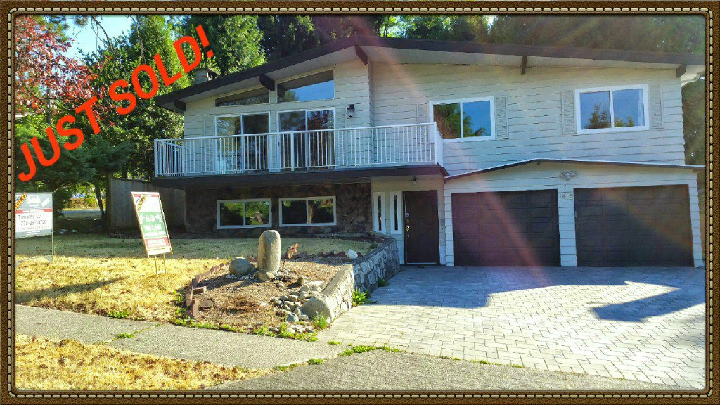 Main Photo: 7829 WELSLEY DR in Burnaby: Burnaby Lake House for sale (Burnaby South)  : MLS®# V1130461