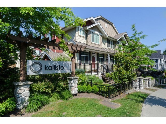 Main Photo: # 21 3009 156TH ST in Surrey: Grandview Surrey Condo for sale (South Surrey White Rock)  : MLS®# F1446519