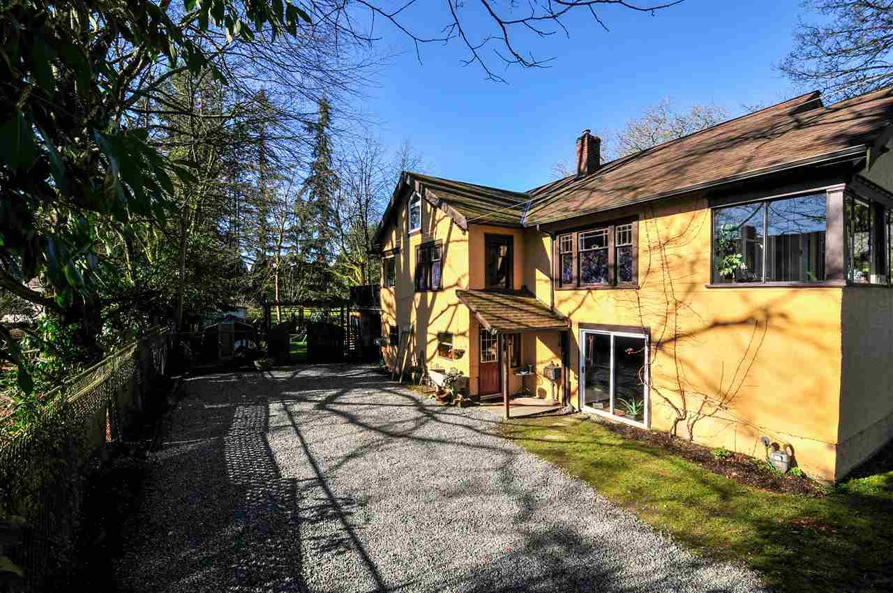 Main Photo: 21016 OLD YALE ROAD in Langley: Langley City House for sale : MLS®# R2037132