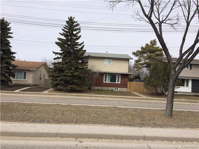 Main Photo: 3397 Grant Avenue in Winnipeg: Residential for sale (Charleswood)  : MLS®# 1608632