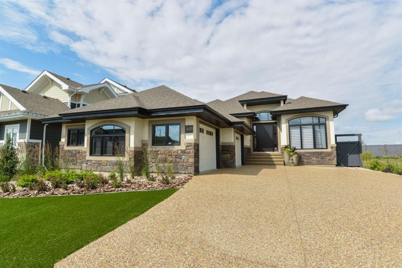 Main Photo: 3670 WESTCLIFF WY SW in Edmonton: Zone 56 House for sale : MLS®# E4029220