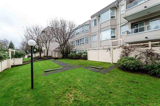 Main Photo: 105 1155 Ross in North Vancouver: Lynn Valley Condo for sale : MLS®# R2234119