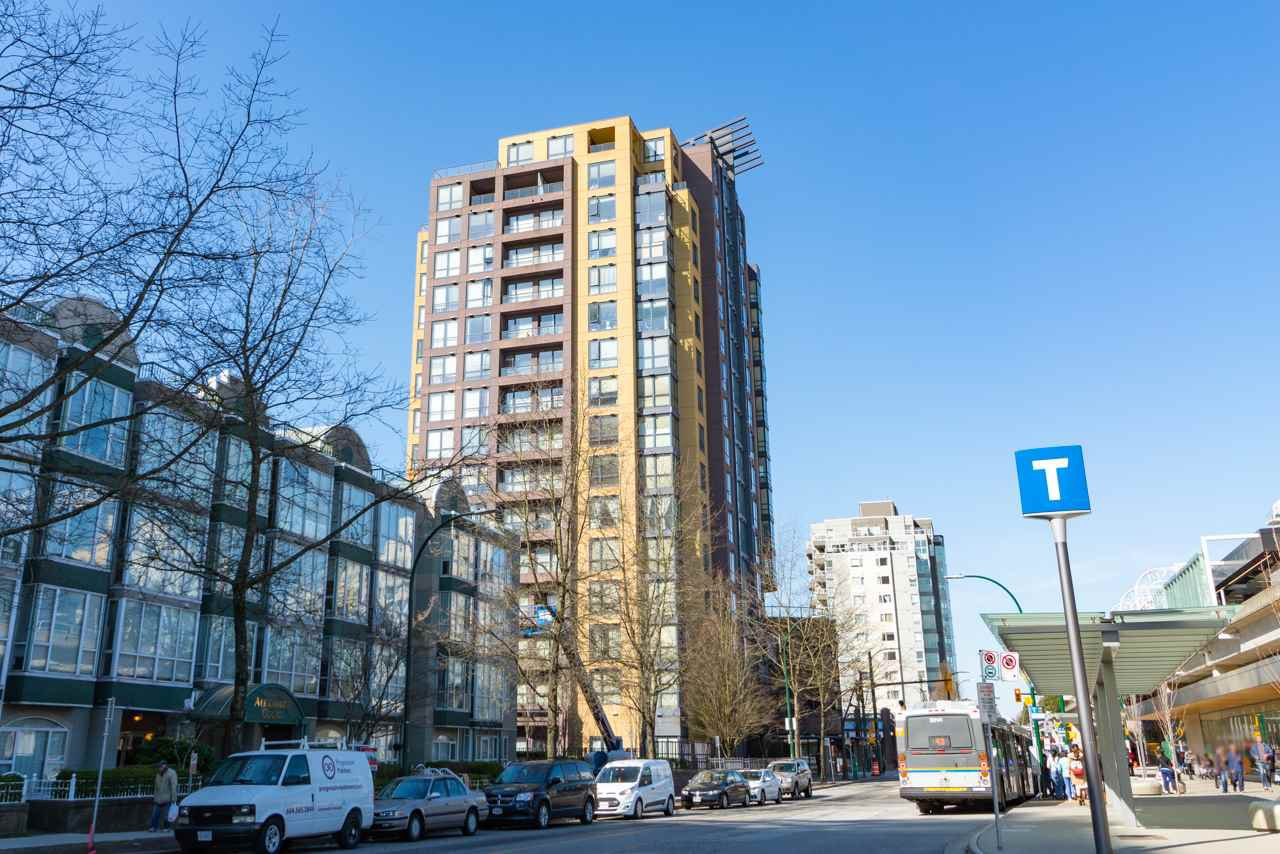 Main Photo: 201 3438 VANNESS AVENUE in Vancouver: Collingwood VE Condo for sale (Vancouver East)  : MLS®# R2350727