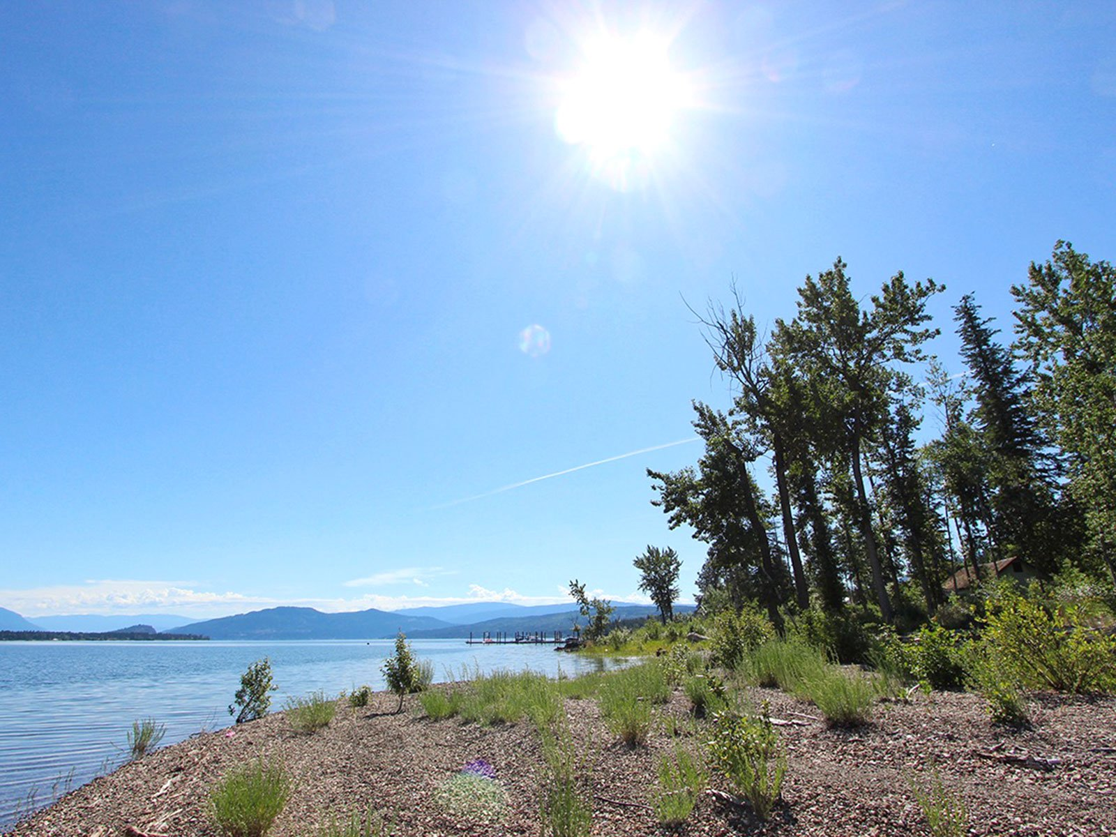 Photo 6: Photos: 663 Waverly Park Frontage Road in Sorrento, BC: Land Only for sale (Sorrento)  : MLS®# 10186241