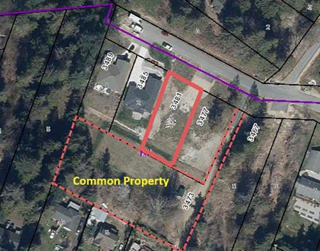 Main Photo: Lot 3 3481 SPRUCE Road: Roberts Creek Land for sale (Sunshine Coast)  : MLS®# R2414343